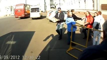 Как се краде обектив в Русия