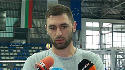 Цветан Соколов: Ако играем добре на сервис, можем да бием дори Бразилия