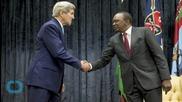 Kerry Holds Talks on Security, Al Shabaab Threat in Kenya
