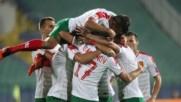 България - Швеция 3:2 /репортаж/