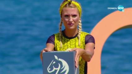 Игри на волята: България (24.10.2019) - част 2:Амелия беше дисквалифицирана, защото наруши правилата