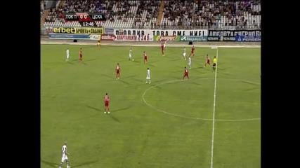 Локо Пд - ЦСКА (30.08.2014г.) - Първо полувреме