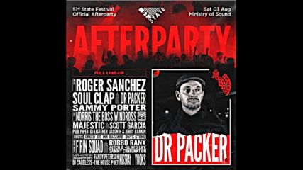 Dr Packer Live Ministry Of Sound London 03-08-2019