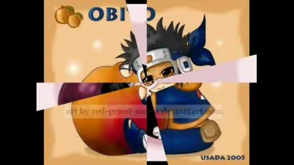 Naruto Fruti - Run Away