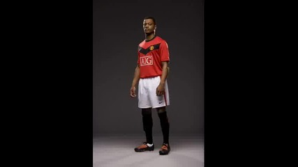 Manchester United new home kit revealed Exclusive
