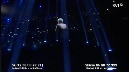 Sanna Nielsen - Undo (melodifestivalen 2014)