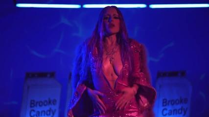 Brooke Candy - Rubber Band Stacks   Официално Видео  
