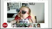 Google показа света през очите на Терминатора