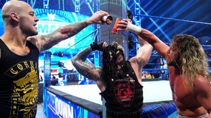 ¡Roman Reigns es completamente humillado en SmackDown!: Lo Mejor de WWE