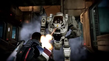Mass Effect 3 _ Squad Leader Trailer