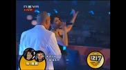 Пей С Мен - Невероятното изпълнение на Кали И Любен - Poso Mou Lippi / 14.04.08 // Добро карество /