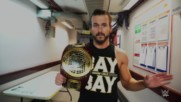 Adam Cole has a message for Wolfgang before tonight's battle in London
