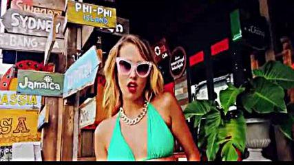 Irina Runo - Spinning Round (official Video)
