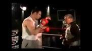 Треннировка на Vitali Klitschko