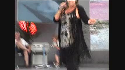 Ани Върбанова - Sweet Home Chicago.ани С Фамилия Тоника - Mamma Maria - на живо - 2009