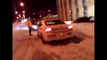Subaru Impreza изтегля Полицейски патрул