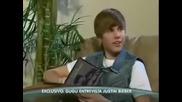 интервю на Bieber Португалия