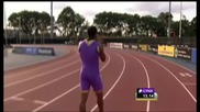 terrence trammell - 110m hurdles adidas track classic 2009