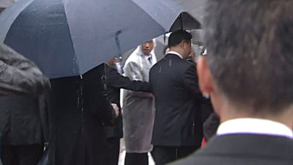 Japan: Xi lands in rainy Osaka ahead of G20 summit