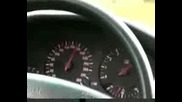 Bmw M5 E34 0 - 270 km/h