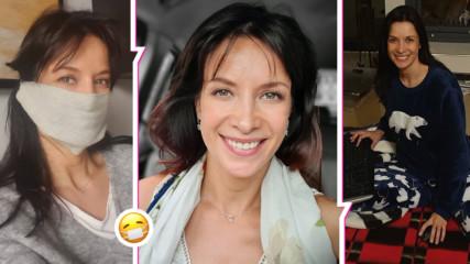 Карантината накара Яна Маринова да се почувства жена! Как минават дните на актрисата?