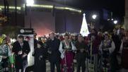 """Откриване на площад """"Жулиета Шишманова"""" в Несебър"""