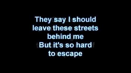 The Game ft Andre Merritt - Better Days Lyrics