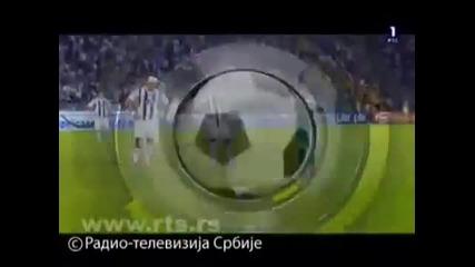 Партизан - Лудогорец 0-1 Гордейте се българи