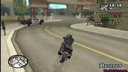 Grand Theft Auto: San Andreas - Епизод 36 ( Либърти сити! )