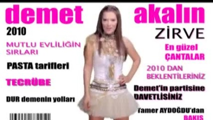 Demet Akalin Tecrube Summer Hit 2018 Hd