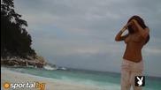 Видео с голата Николета - Playboy