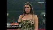 Най - Смешните Моменти В Wwe Raw (15 Год)