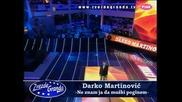 Darko Martinović - Ne znam ja da muški poginem (Zvezde Granda 2010_2011 - Emisija 23 - 12.03.2011)