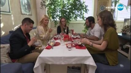 Божана Филипова посреща гости с дъжд от кулинарни изкушения - Черешката на тортата (10.07.2018)