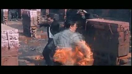 Twin Dragons Trailer (hq)