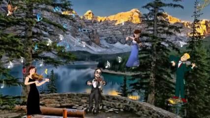 Еделвайсът – красотата на романтичната вечност! ... ( André Rieu -