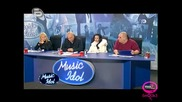 Music Idol 3: Лорен Марч