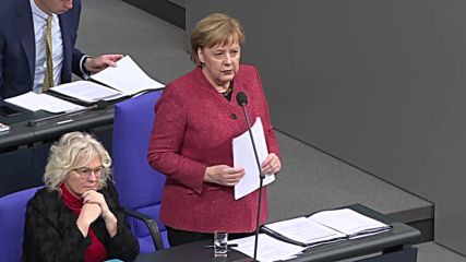 Germany: Merkel seeks 'orderly Brexit' amid chaos