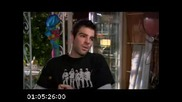 Heroes Interview - Zachary Quinto (sylar)