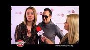 Българските изпълнители, изявяващи се като ТВ водещи