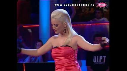 Mirjana Mirković - Rano moja, rano ljuta (Zvezde Granda 2010_2011 - Emisija 24 - 19.03.2011)