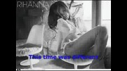 Rihanna - Cry + Текст