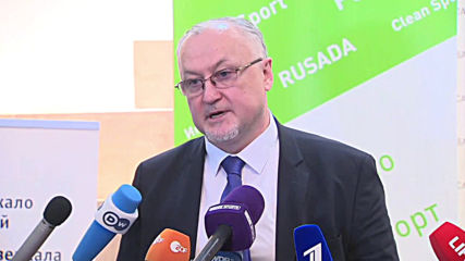 Russia: 'No prospects' to change WADA's decision - RUSADA chief Ganus