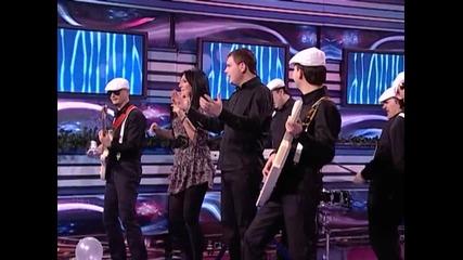 Urbano band - Vrata raja - (Gold Muzicki Magazin Novogodisnja emisija) - (Tv Pink )
