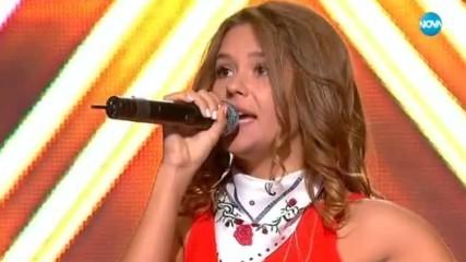 Фаталната Йоана Димитрова за малко да пропусне шанса си- X Factor кастинг (01.10.2017)