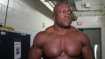 Bobby Lashley is livid after losing his title: WWE.com Exclusive, Feb. 17, 2019