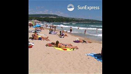 Страхотни забавления със SunExpress и MTV Presents Varna Beach!