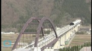 Japan's Maglev Train Breaks Own Speed Record