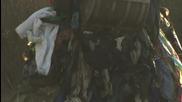 France: Part of 'Jungle' refugee camp bulldozed as demolition begins