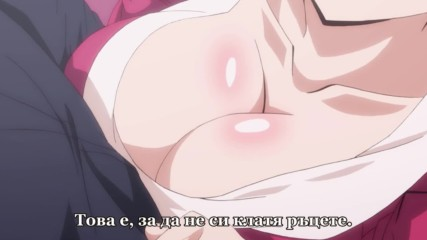 [yonisub] Okusama ga Seitokaichou S2 - 12 Финал bg sub